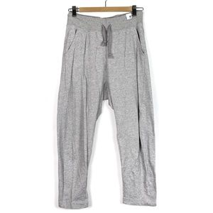 Adidas XS Track Pants Harem Gray Sweatpants